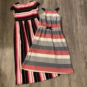 Gymboree knit Maxi Dresses Size 5-6